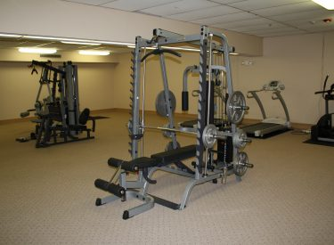 24 Hour Fitness Facility to Indoor Basketball All Available for Residents!