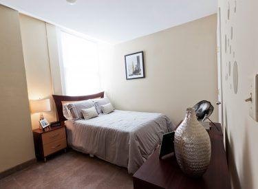 Bed, Dresser, Mirror, Night Stand and Much More Included in Our Amenities Package!