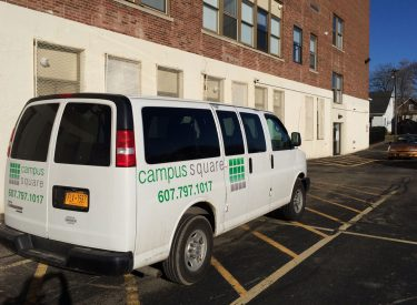 Free Shuttle Service For Campus Square Residents