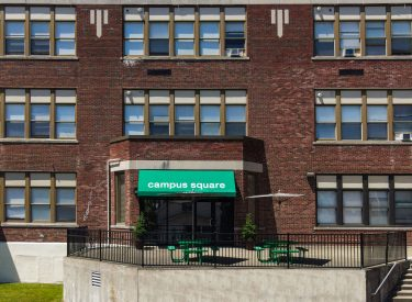 Campus Square is located in Johnson City, New York. We are near Binghamton University and Broome County Community College