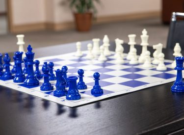 Complimentary board games and activities to connect with your peers