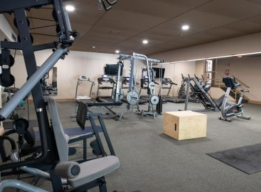 When you have the workout crave, our 24-hour fitness facility is fully equipped